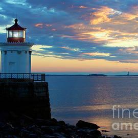 Diane Diederich - Bug Light, Portland Maine