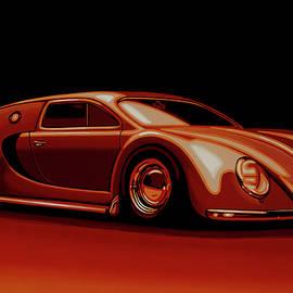 Paul Meijering - Bugatti Veyron