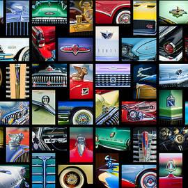 Buick Art -01 by Jill Reger