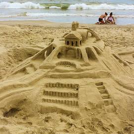 Colleen Kammerer - Building Castles in the Sand