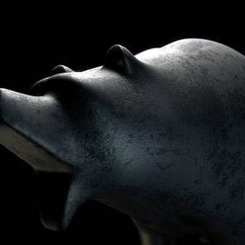 Bull Statue - Allan Swart
