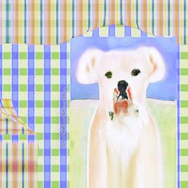 Miss Pet Sitter - Bulldog Rana Art 40