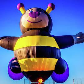 Bumblebee Hot Air Balloon - Garry Gay