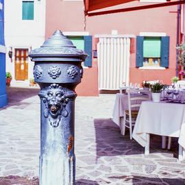 Burano Italy On Film  by John McGraw