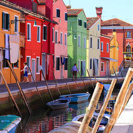 Burano by Kris Hiemstra