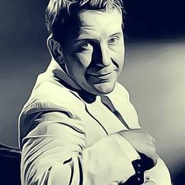 Burgess Meredith, Vintage Actor - John Springfield