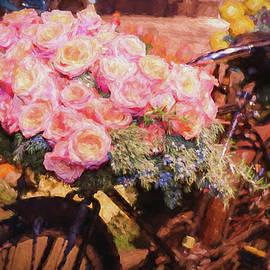 Patrice Zinck - Bursting with Flowers
