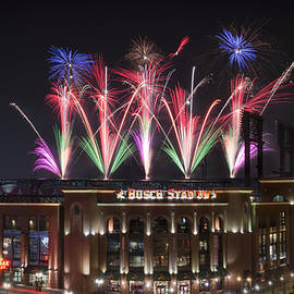 Busch Stadium by Andrea Silies