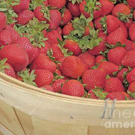 Bushel of Berries by Ann Horn