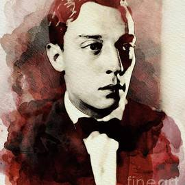 John Springfield - Buster Keaton, Legend