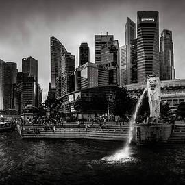 Kumar Annamalai - Bustling Singapore