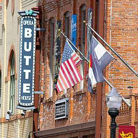 Catherine Sherman - Butte Opera House in Colorado