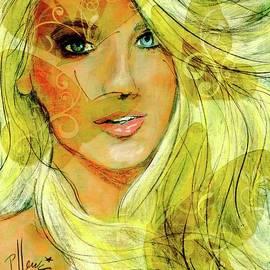 PJ Lewis - Butterfly Blonde