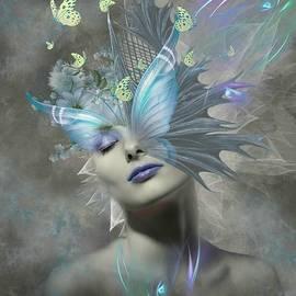 Ali Oppy - Butterfly Blue