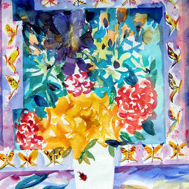 Butterfly Bouquet by Mindy Newman