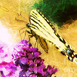 Tina  LeCour - Butterfly Journey