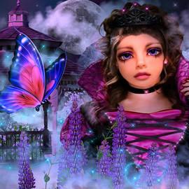 Butterfly Queen by Artful Oasis