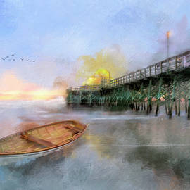 Mary Timman - By The Pier