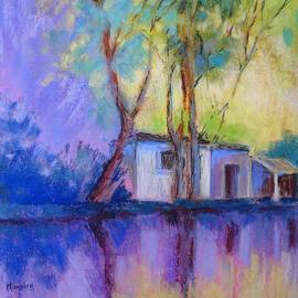 Cathy MONNIER - Cabins On The River S Bank