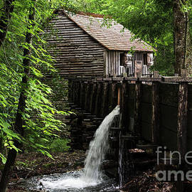 Cable Grist Mill by Andrea Silies