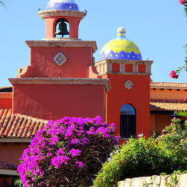 Cabo Bell Tower by Charlene Cox