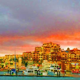 Cabo San Lucas at Dusk