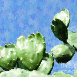 Cactus Hearts by Barbie Corbett-Newmin