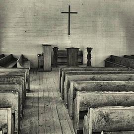 Jim Cook - Cades Cove Methodist Church