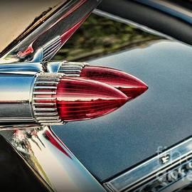 Cadillac Bullet Lights by Paul Ward