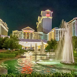 Stephen Rowles - Caesars Palace, Las Vegas, USA