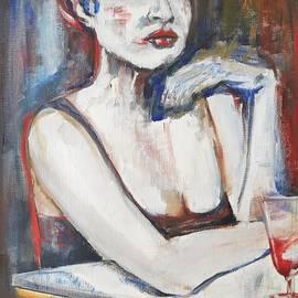 Christel Roelandt - Cafe de Paris