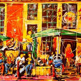 Mathias - Cafe Jordaan Amsterdam