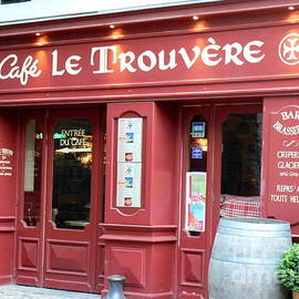 France Art - Cafe le Trouvere