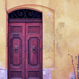 Cagliari Doorway by Dominic Piperata
