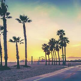 Cali Sunset by Az Jackson