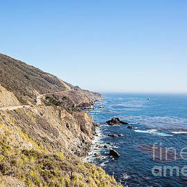 California Coastal Highway by Scott Pellegrin