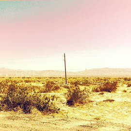 Amyn Nasser - California Desert Freeway