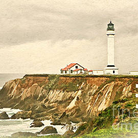 Gabriele Pomykaj - California - Point Arena Lighthouse