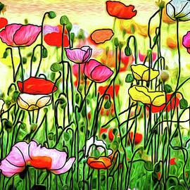 Suzanne Williams - California Poppies