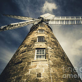Callington Mill In Oatlands Tasmania by Jorgo Photography - Wall Art Gallery