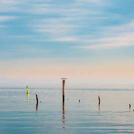 Gary Slawsky - Calm Bayshore Morning N0 3