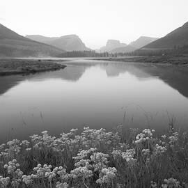 Calm Morning  by Dustin LeFevre