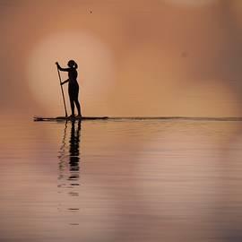 Calm Water by LuAnn Griffin