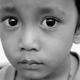 David Wenman - Cambodian boy
