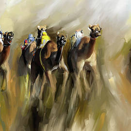 Camel Race 1 667 3 - Mawra Tahreem