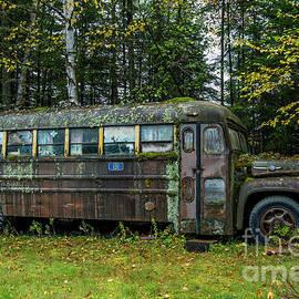 Alana Ranney - Camp Bus