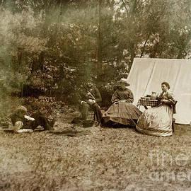Randall Cogle - Camp life