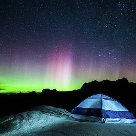 Colt Forney - Camping Under the Aurora