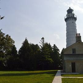 Sue Houston - Cana Island Lighthouse