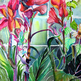 Mindy Newman - Cana Lily and Daisy